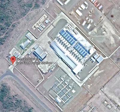 Ressano Garcia Power Station
